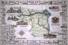 Peta Lokasi Menarik