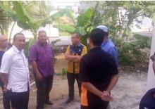 Aktiviti Penambahbaikan Surau Kampar