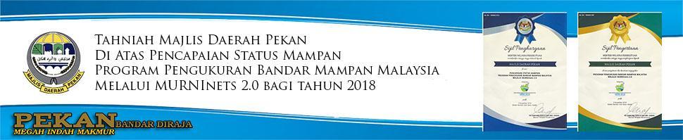 Banner Penghargaan